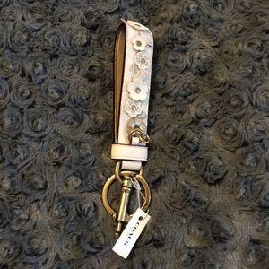 Coach 27271 fob key charm